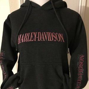 Harley-Davidson Pullover Hoodie Sweatshirt